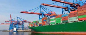 Ocean Shipment Software - Import Foods